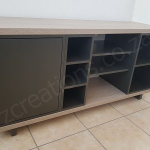 shaw tv unit